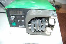 Watson Marlow 503U  peristaltic pump variable speed 503 U easy load digital  zxr