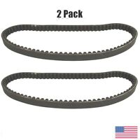 2 x Drive Belt for Hammerhead 80T and TrailMaster Mid XRX Go-Karts 9.100.018-725