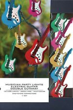 Musician Party Lights Electric Guitar Double-Cutaway Edition New 000196769