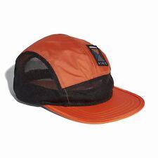 ADIDAS ATRIC 5 PANEL CAP CE2368 TRACE ORANGE  FASHION TRIFOGLIO BASEBALL CAP