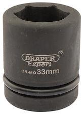 Draper Expert 33mm 2.5cm embout carré Hi-Torq 6 points Impact Douille 5113