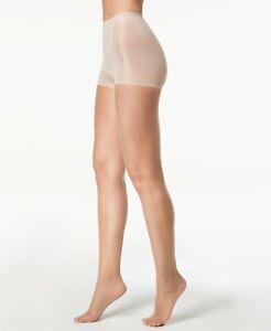 Calvin Klein ULTRA BARE Infinite Sheer Pantyhose Control Top Champagne B $16 WT