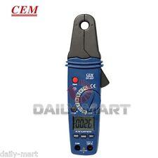CEM DT-337 Mini AC/DC Digital Clamp Meter Multimeter Tester, CAT III 600V