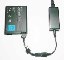 External Laptop Battery Charger for Presario R3000 X6000, Pavilion ZV5000 ZD8000