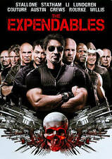 The Expendables (DVD, 2010) CASE IS NEW