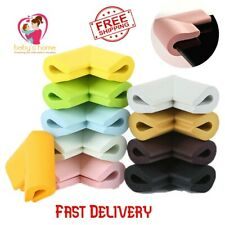 8PCs Baby Safety Edge Corner Guards Soft Cushion Table Protector Child Security