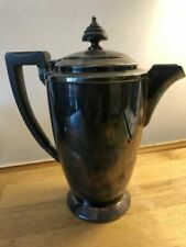 Art Deco Tea/Coffee Pots/Set Antique Silver Plate