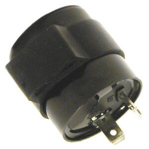 Universal 3 Pin Motorcycle LED Winker Flasher 12v Indicator Unit 12 Volt
