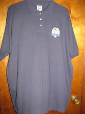 Simplicity Tractor 75th Anniversary Reunion 1997 Cotton Polo Shirt XL - NWOT