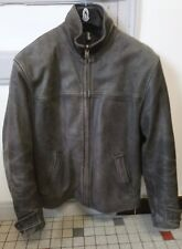 "Top Quality  Helstons Classic Leather jacket   (26"" pit to pit)"