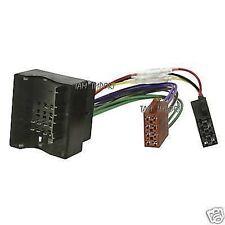 CABLE ISO AUTORRADIO PARA PEUGEOT CITROEN C5 C4 407 207