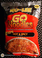 Ko-lee Go Instant Noodles x treme Hot and Spicy Flavour 85 g (Pack of 12)