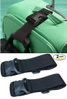 2 X Add a Bag Luggage Strap Travel luggage belt luggage attachment Made in USA
