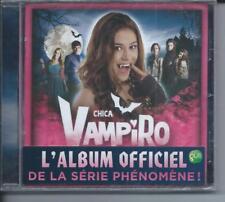 CD Chica VAMPIRO Neuf sous cellophane 14 titres