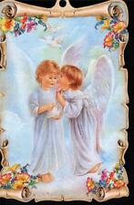 NICE TWO ANGELS PICTURE HOME INTERIOR DECOR