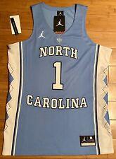 Nike Jordan North Carolina Basketball Jersey #1 - UNC - Brand New - Size: M