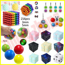Pineapple Ball Fidget Sensory Toys Anti Stress Squeeze Balls Anxiety Reliever UK