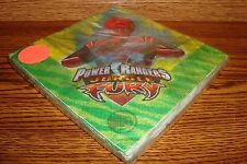 """POWER RANGERS Jungle Fury Birthday Party 12 11/16""""in Lunch-Dinner NAPKINS 16 CT"""