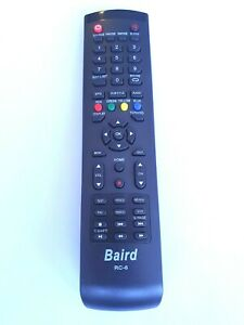 Genuine Baird TI55DLED TI5509DLED TI5509DLEDBH  SMART TV REMOTE CONTROL