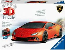 Puzzle 3d Mappamondo con Piedistallo incluso - Ravensburger