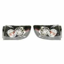 New Set Of 2 Left & Right Side Taillamp Assembly LED Type Fits 2007-2009 Mazda 3