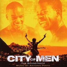 CITY OF MEN = Antonio Pinto / Wu-Tang Clan = Hip Hop Samba Bayou Funk
