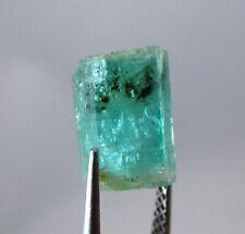 3.0 ct Ethiopian Emerald rough crystal - Kenticha / Dermi area Ethiopia
