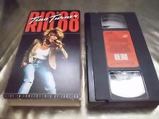 RAR! VHS-video Tina Turner Rio 88
