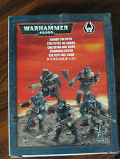 Warhammer 40K - Chaos Cultists / Warhammer 40000 in OVP