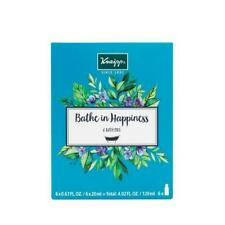 Kneipp Bathe In Happiness 6 Bath Oils Beauty Stress Relaxing Dream Eucalyptus