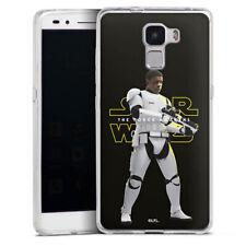 Huawei Honor 7 Silikon Hülle Case Handyhüle - Finn