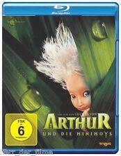 ARTHUR UND DIE MINIMOYS (Blu-ray) NEU+OVP