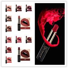 12 Couleurs Rouge à Lèvres Mat Imperméable Longue Durée Outil Cosmétique