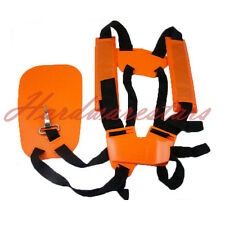 SHOULDER STRAP HARNESS FOR STIHL ROBIN ECHO RED MAX BRUSH CUTTER LINE TRIMMER