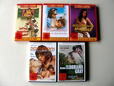 DVD Sammlung 5 Erotikfilme ab 18, Erotik Classics Goya Collection, NEU in OVP