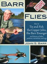 Barr Flies, How to Tie & Fish the Copper John, Barr Emerger & Dozens Others...