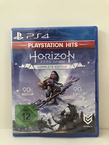 Horizon Zero Dawn Complete Edition (PlayStation 4, 2017)  NEU&OVP!
