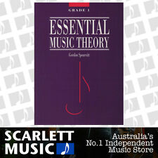 Essential Music Theory Grade 1 ( One ) - Gordon Spearritt Book