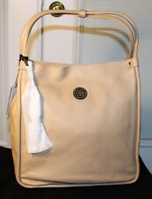 Bolvaint - Ines Shoulder Bag Purse in Beige Sable - Top Grain 100% Leather - NEW