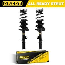 OREDY Rear Complete Struts & Coil Springs w/ Mounts x2 For Toyota Corolla 93-02