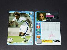 FREDERIC THOMAS AJ AUXERRE AJA PANINI FOOTBALL CARD 2006-2007