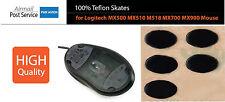 Mouse mice Feet Skates pads repair 3M for Logitech MX500 MX510 M518 MX700 MX900