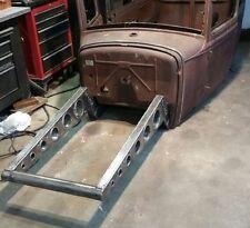 BIG-A Front Frame Rail kit West Texas Speed.Model A RAT ROD HOT ROD Fold & Weld