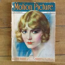 1927 Motion Picture John Gilbert Garbo Clara Bow William Haines Gossip Movies