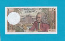 Billet 10 francs Voltaire - 02-03-1972