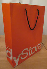 Superdry Medium Paper Carrier Gift Bag for Clothes & Accessories