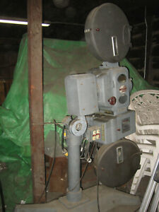 Motiograph Model AA 35mm motion picture projector 35mm movie projector antique