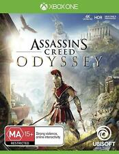 Assassins Creed Odyssey Xbox One Brand New Sealed