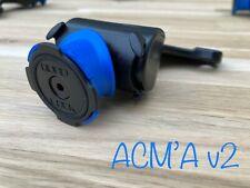 NEW Support téléphone tête haute ACMA v2 / YAMAHA Tmax de 2017 à 2021(ring blue)