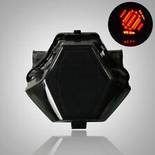 Pour YAMAHA MT-07 FZ07 R25 R3 2013-2016 Etanche LED Feu Arrière Tail Light Moto